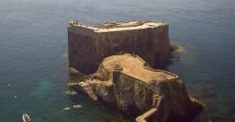 Fort of São João Baptista, Fort of the Berlenga Grande, in Peniche
