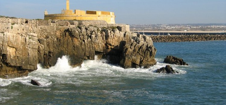 The Fort of Peniche