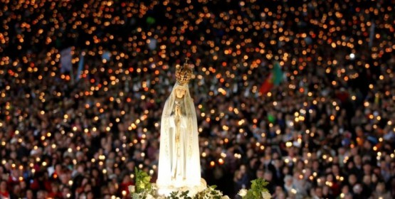 Pilgrimage to The Shrine of Our Lady of Fatima, in Fatima
